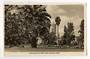 Real Photograph by A B Hurst & Son of Auckland University from Albert Park. - 45516 - Postcard
