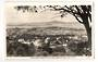 Real Photograph by A B Hurst & Son. Looking towards Rangitoto from Mt Eden. (#45523). - 45522 - Postcard