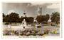 Tinted Real Photograph of Albert Park Auckland. - 45527 - Postcard
