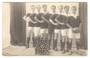 Real Photograph of the City Rugby Football Club team. - 45533 - Postcard