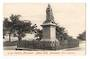 Early Undivided Postcard by Winkelmann of Victoria Monument Albert Park. - 45549 - Postcard