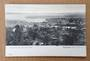 Early Undivided Postcard of Hobson's Bay from Mt Eden. - 45556 - Postcard