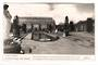Real Photograph by Dawson of Winter Gardens Auckland Domain. - 45581 - Postcard
