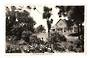 Real Photograph by A B Hurst & Son. In the Domain Auckland. - 45586 - Postcard