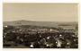 Real Photograph of View from Mt Eden Auckland - 45631 - Postcard