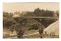 Real Photograph by Cartwright of Traffic Bridge Hamilton. - 45690 - Postcard