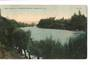 Coloured Postcard by Muir & Moodie of Railway and Traffic Bridge Hamilton. - 45704 - Postcard