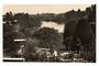 Real Photograph by Cartwright of Traffic Bridge Hamilton. - 45714 - Postcard