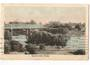 Coloured Postcard of Ngaruawahia Bridge. - 45720 - Postcard
