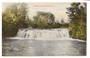 Coloured postcard of Parata Falls Morrinsville. - 45842 - Postcard