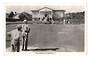Real Photograph by A B Hurst & Son of Rewa Bowling Club Matamata. - 45892 - Postcard