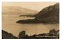 Real Photograph by Radcliffe of Lake Tarawera Rotorua. - 45996 - Postcard