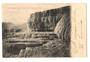 Early Undivided Postcard of the White Terrace. - 46150 - Postcard