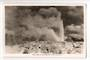Real Photograph by the Tourist Dept of Pohutu Geyser. - 46192 - Postcard