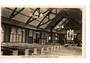 Real Photograph by A B Hurst & Son of the Interior of the Maori Church at Ohinemutu. - 46229 - Postcard