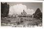 Real Photograph by N S Seaward of Government Mineral Baths Rotorua. - 46280 - Postcard