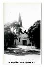 Real Photograph by N S Seaward of St Stephens Church Opotiki. - 46330 - Postcard
