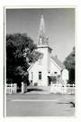 Real Photograph by N S Seaward of St Stephens Church Opotiki. A superior card. - 46331 - Postcard