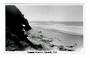 Real Photograph by N S Seaward of Coastal Scenery Opotiki. The same card in tinted (#46334) is entitled Waiotahi Beach. - 46333