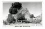 Real Photograph by N S Seaward of Pohaturoa Rock Whakatane. - 46389 - Postcard