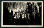 Real Photograph by A B Hurst & Son of Sculptors Studio Waitomo Caves. - 46410 - Postcard