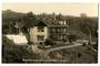 Real Photograph by Radcliffe of Government Accomodation House Waitomo. - 46411 - Postcard