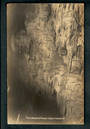 Real Photograph by Radcliffe of The Cathedral Aranui Caves. - 46425 - Postcard