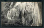Real Photograph by Radcliffe of The Caves Waitomo. - 46438 - Postcard