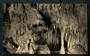 Real Photograph by Radcliffe of King Edwards Throne and Prentice Column Waitomo Caves. - 46440 - Postcard