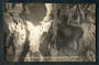 Real Photograph by Radcliffe of The Famous Blanket Waitomo Caves. - 46445 - Postcard