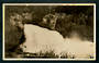 Real Photograph by Radcliffe of Huka Falls Taupo. - 46652 - Postcard