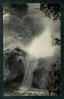 Real Photograph by Radcliffe of Twins Geyser Taupo. - 46655 - Postcard