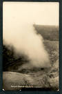 Real Photograph by Radcliffe of Karapiti Blowhole Wairaki. - 46659 - Postcard