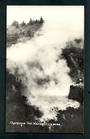 Real Photograph by Radcliffe of Champagne Pool Wairakei. - 46701 - Postcard