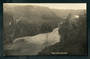Real Photograph by Radcliffe of Huka Falls. - 46726 - Postcard