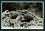 Real Photograph by N S Seaward of The Eagles Nest Wairaki. - 46734 - Postcard