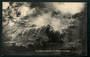 Real Photograph by Radcliffe of Twins Geyser Wairaki. - 46748 - Postcard