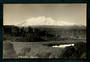 Real Photograph by Radcliffe of Mt Ruapehu. - 46802 - Postcard