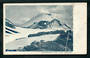Early Undivided Postcard of Mt Ngauruhoe from Mr Tongariro. Rare early view. Bad crease. - 46805 - Postcard