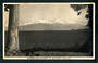 Real Photograph by A B Hurst & Son of Mts Ruapehu Ngauruhoe and Tongariro from Taupo. - 46843 - Postcard