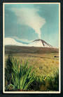 Coloured postcard by Reed of Mt Ngauruhoe. - 46850 - Postcard
