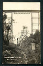 Real Photograph by Radcliffe of Makatote Viaduct. - 46880 - Postcard