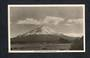 Real Photograph by A B Hurst & Son of Mt Egmont. - 47021 - Postcard