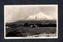 Real Photograph by A B Hurst & Son of Mt Egmont. - 47040 - Postcard