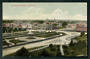 Coloured postcard of The Square Palmerston North. - 47211 - Postcard