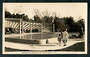 Real Photograph by A B Hurst & Son of The Paddling Pool Esplanade Palmerston North. - 47218 - Postcard