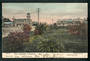 Early Undivided Coloured postcard of The Square Fielding. - 47234 - Postcard