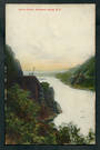 Coloured postcard of Devil's Elbow Palmerston North. - 47241 - Postcard
