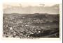 Real Photograph by A B Hurst & Son of Wellington from the Wireless Station. - 47423 - Postcard