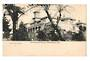 Early Undivided Postcard of Government House Wellington. - 47501 - Postcard